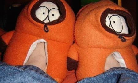 Selection of unusual slippers (18 photos)