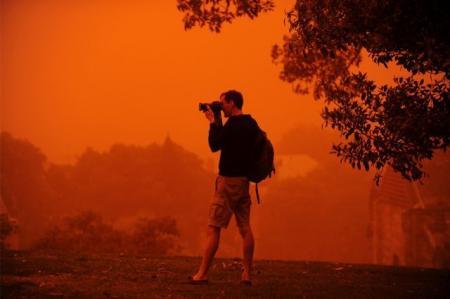 Sand storm in Sydney (53 pics)