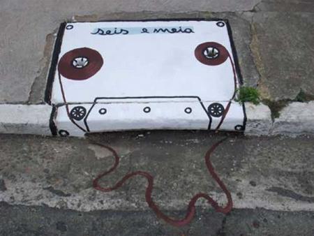 Funny street art (22 pics)