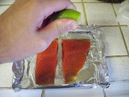 How to prepare fish in a dishwasher (8 pics)