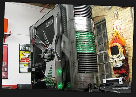 Awesome customed PC cases (30 pics)