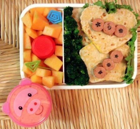 Creative lunches (44 pics)