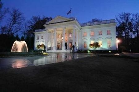 The White House is on sale!! (18 pics)