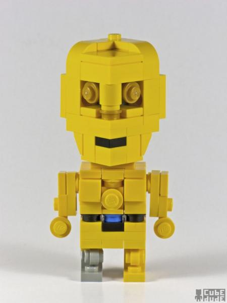 Pop culture icons in Lego by Cube Dude (52 pics)