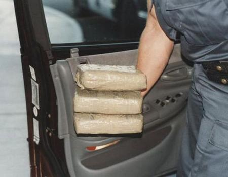 How they transport drugs (14 pics)