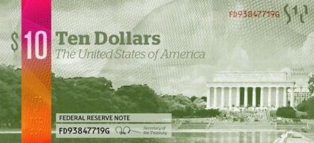 Redesign of the U.S. dollar (33 pics)