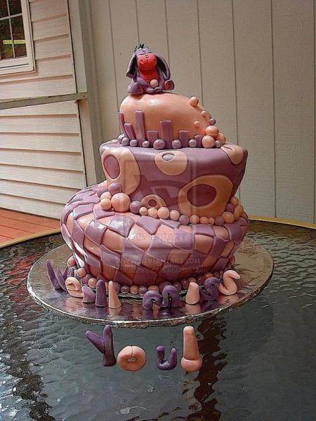 Incredible cake designs (23 pics)