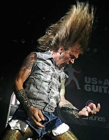 Air Guitar Championship (23 pics + 1 video)