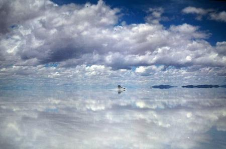 "The biggest Earth's ""mirror"" (25 pics)"