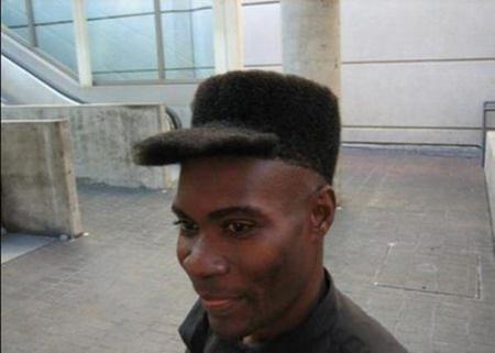 Creative hairstyles (23 pics)