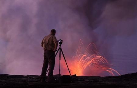 Volcanic eruptions (50 pics)