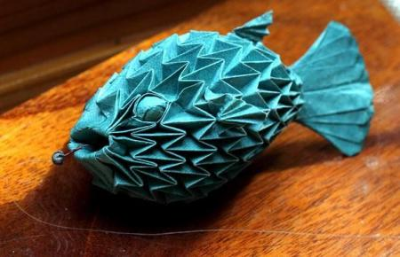 Incredible origami by Sipho Mabona (12 pics)
